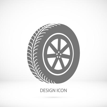 wheel icon, vector best flat icon,
