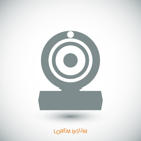 journalistic: camera icon, vector best flat icon,