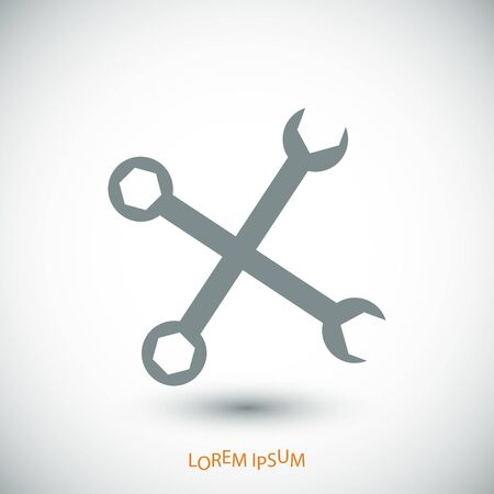 tooling: repair icon, vector best flat icon Illustration