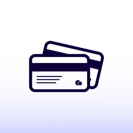 card: card icon Illustration