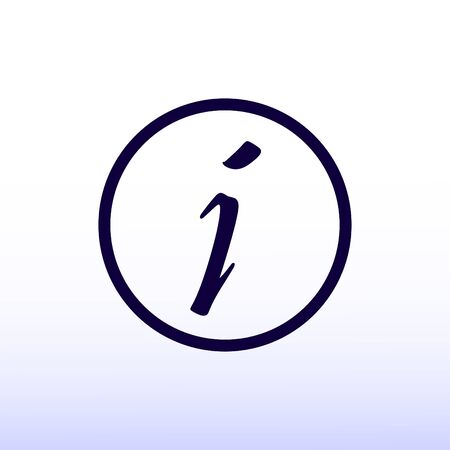 inform information: Information sign icon