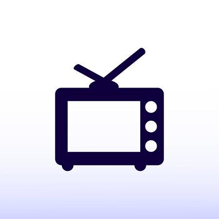 tvset: TV icon