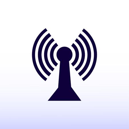 telegraph: communication icon