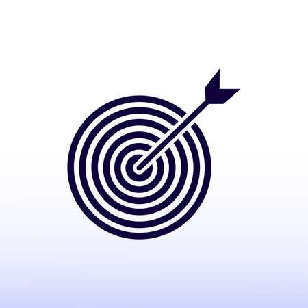 input device: target vector icon