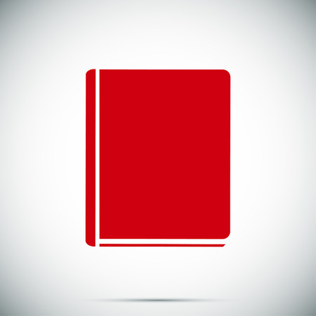 best book: book icon, vector best flat icon