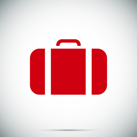 bag icon, vector best flat icon Illustration