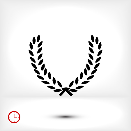 wheat vector icon, best flat icon EPS 10