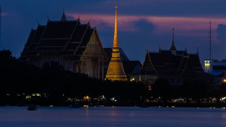 Temple at Khon Kaen,Thailand