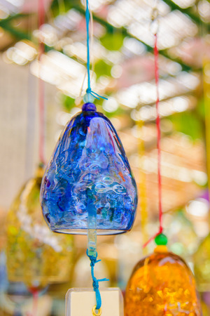 chime: Japanese wind chime