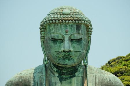 budda: The Great Budda in Kamakura.