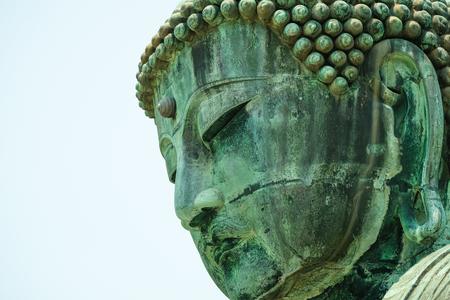 kamakura: The Great Budda in Kamakura.