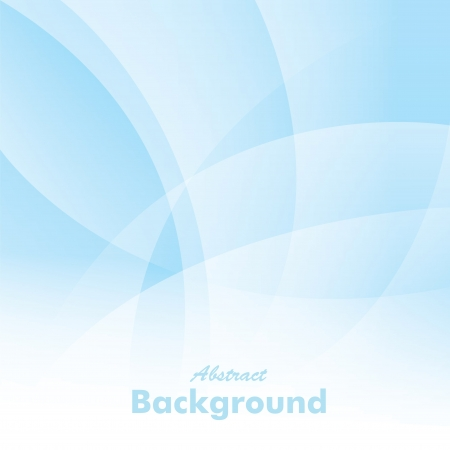 clamber: Abstract blue background Illustration