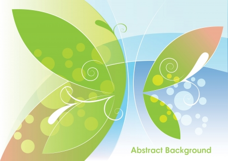 Abstract light background Stock Vector - 15866812