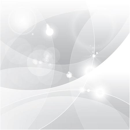 abstrakt: Silver abstrakt vektor bakgrund Illustration