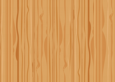 panelling: Seamless wood background Illustration