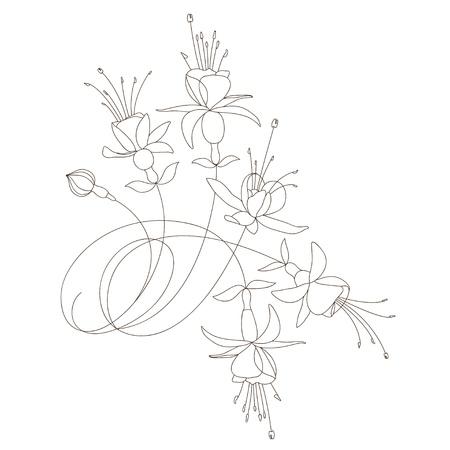 floral design Stock Vector - 17071863