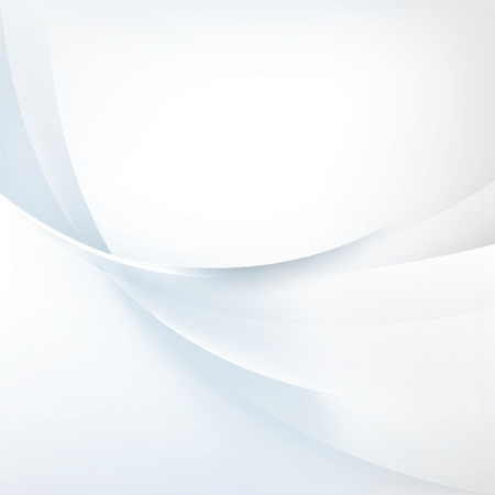 grey line: Abstract light background, vector blue illustration, template for design Stock Photo
