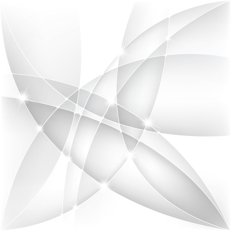 Abstract silver background, illustration