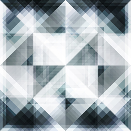 foursquare: Abstract squares background, geometrical texture, design template