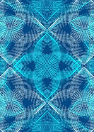 guilloche: Guilloche background, vector illustration