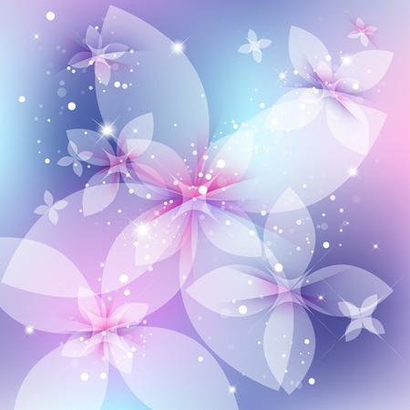 festive pattern: festive floral background, abstract illustration