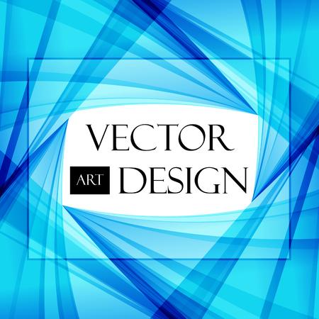 nakładki: Blue abstract background, overlay shape