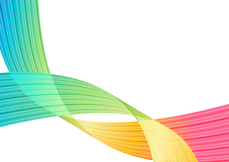 Striped colorful background, modern frame  abstraction elements.