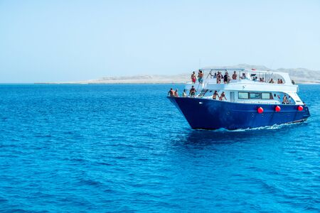 Trip for diving and snorkeling in Eygpt Red Sea Mahmya and Paradise Island