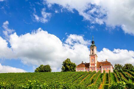 Church, Birnau, Germany