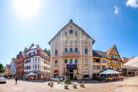 Panorama, Heidenheim an der Brenz, Germany