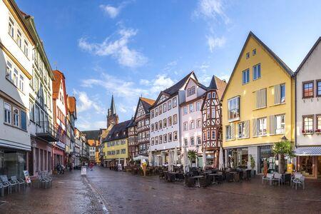 Market in Wertheim, Germany