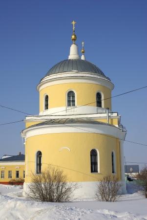 exaltation: Church of the Exaltation of the Cross in Kolomna, Russia