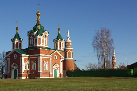 Great monasteries of Russia. The city of Kolomna