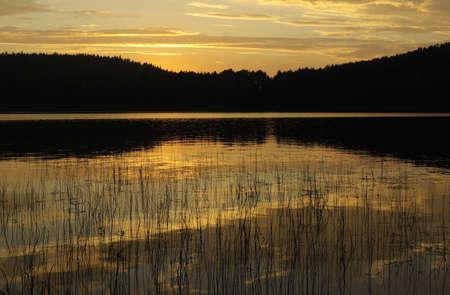 The Republic of Karelia, Russia  Summer on the lake photo