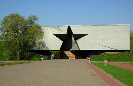 brest: The memorial complex Brest Fortress, Brest, Belarus