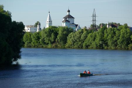 jule: KOLOMNA, RUSSIA - Jule, 2014: Bobrenev Monastery