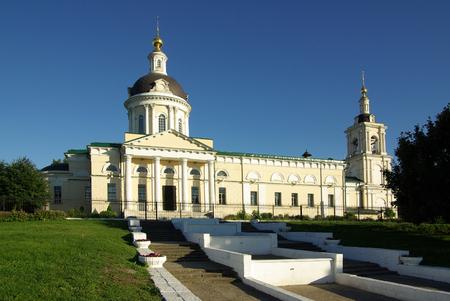 jule: KOLOMNA, RUSSIA - Jule, 2014: Cathedral of the Archangel Michael in Kolomna