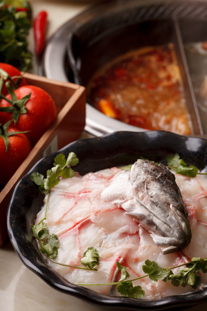 chinese dialect: Fish, Chinese Hot pot dishes