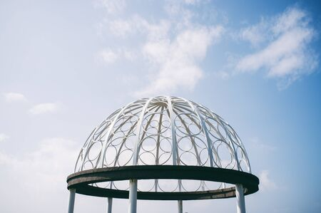 White iron flower Pavilion,sanya