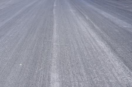 tarmac: Asphalt pavement