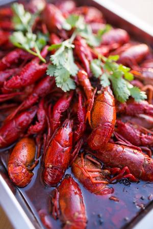 Crayfish close up view Stock Photo - 88535680