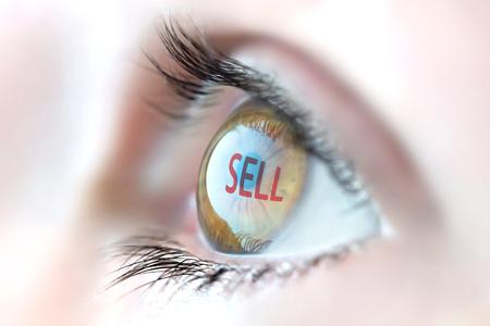 relationsip: Sell reflection in eye.