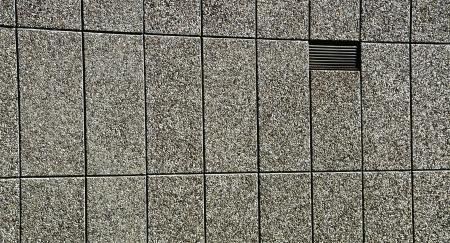 formalism: Ventilator on exterior structure