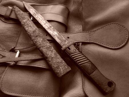Bayonet a knife Stock Photo - 1920606