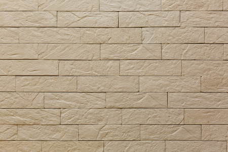 blanche: Square white brick wall background texture background Stock Photo
