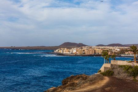 tenerife island ocean, Canary Spain