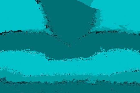 Bluish green colored grunge texture or background with space for text or image.