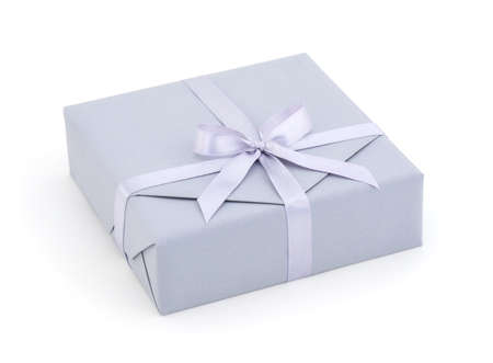 Gift boxes on a white background isolated. Vacation. Valentine's Day. Women's Day. mothers Day.