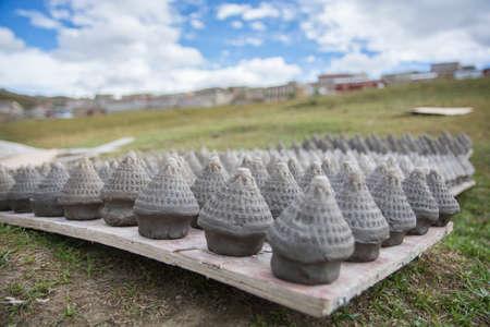 Tibetan Art: Many