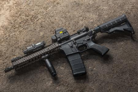 scope: assault rifle
